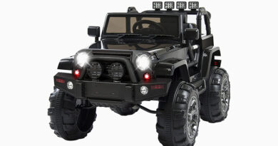 Ride-On Jeep