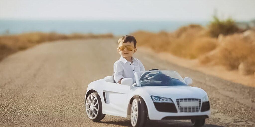 детский машина