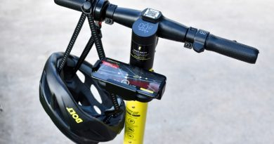 Bolt Mobility запускает навигацию в приложении для электронных самокатов